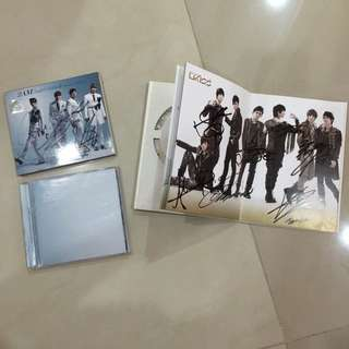 Original Autograph K-Pop Album