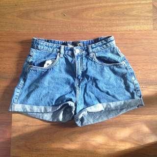 Size 10 Factorie Shorts