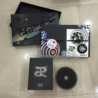 Limited Edition Beast - Fiction And fact Album