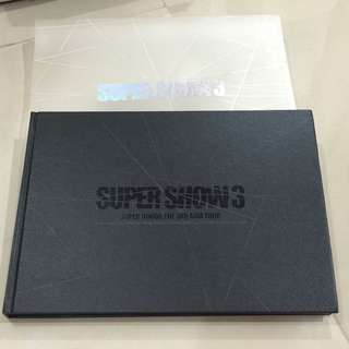 Super Junior - Official SuperShow3 Photobook