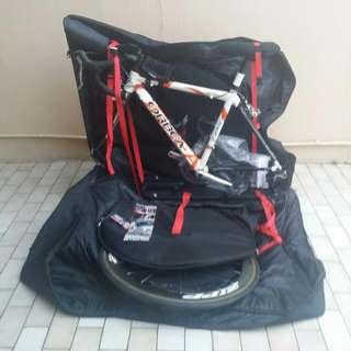 For Rent : Scicon Aerocomfort Triathlon bike bag