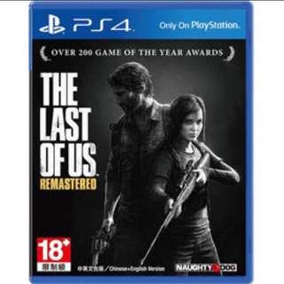 PS4 最後生還者