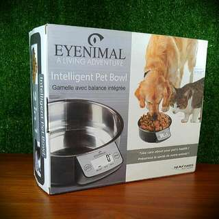 Dog or cat Bowl- Eyenimal Intelligent
