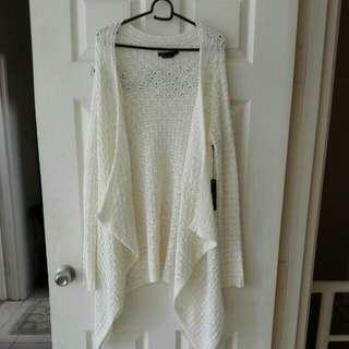New BCBG MAXAZRIA Cardigan/ Sweater