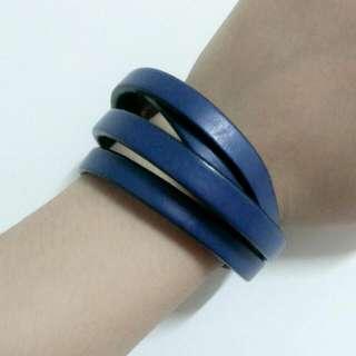 STAYREAL牽掛手環/寶藍