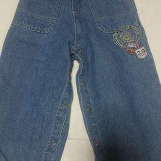 Preloved carter 24mth boy jeans
