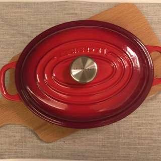 Le Crueset橢圓淺鍋