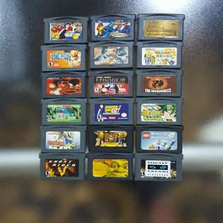 GameBoy Cartridge (For Collectors)