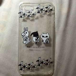 馬來貘 Roddy跳跳馬 爽爽貓透明手機殼殼 iPhone 6 plus/i6 Plus