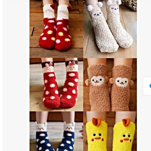 冬季暖心聖誕襪禮盒