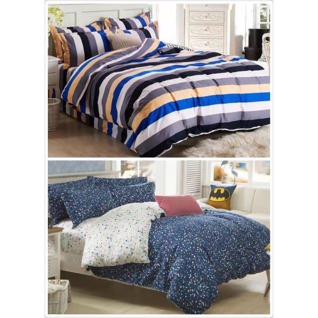 特價💋簡約床包四件組