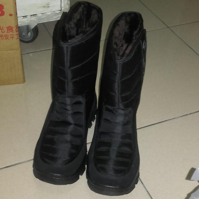 全新免運,保暖靴子