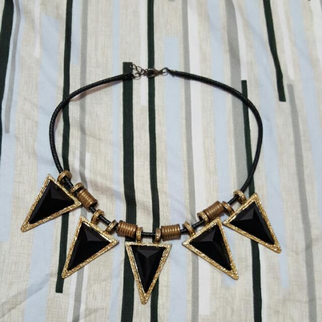 個性 三角造型項鍊