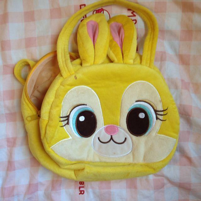 迪士尼 邦妮兔兔 小包包
