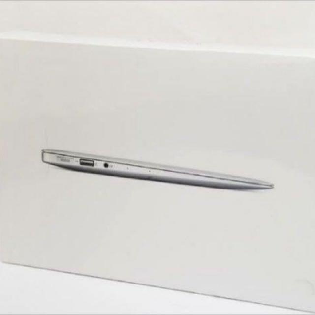 「限量」全新 MacBook Air 13吋 1.6 128G 台灣公司貨 Apple