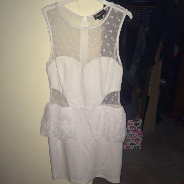 Bluejuice Peplum Dress