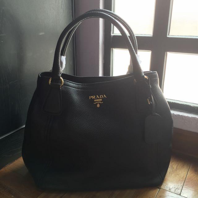 217080a6840adc Brand New Prada Vitello Daino Bag BN2534, Luxury on Carousell