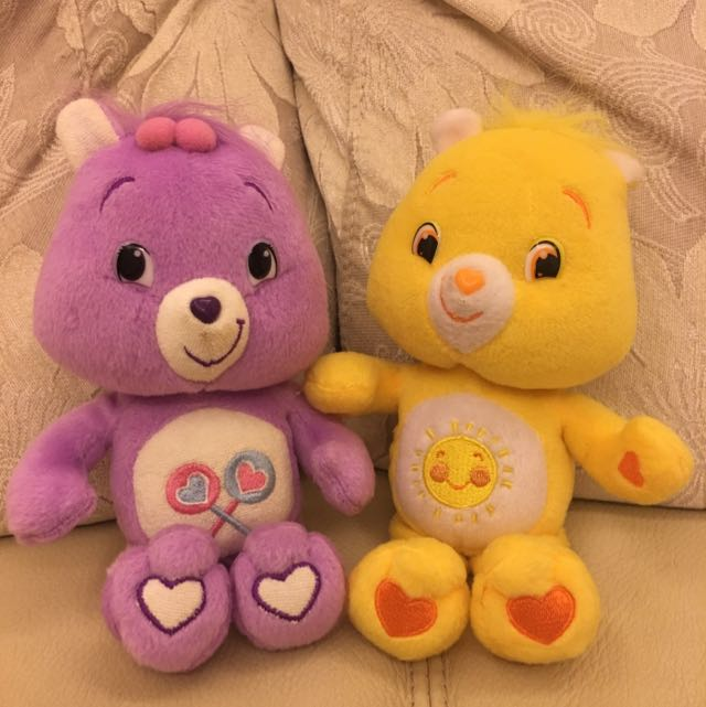 收藏品出售~Care Bears 23cm