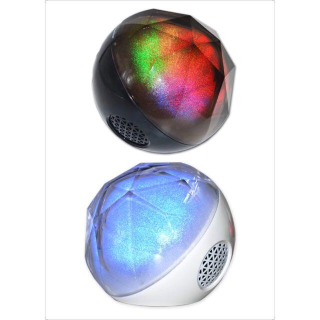 Color Ball藍芽音響喇叭Ⓜ️