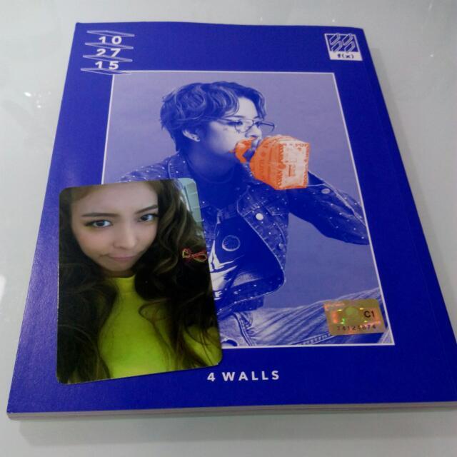 f(x) 4 Walls專輯