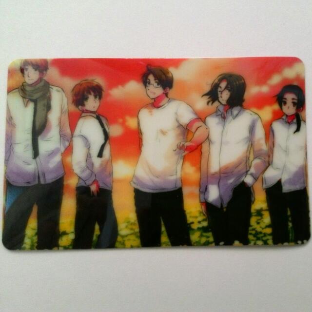 悠遊卡貼G組