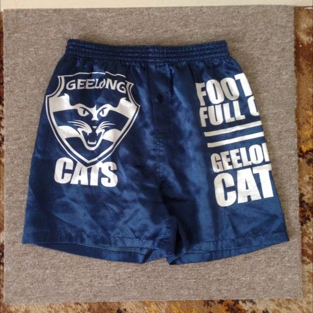 Geelong Football Shorts Original