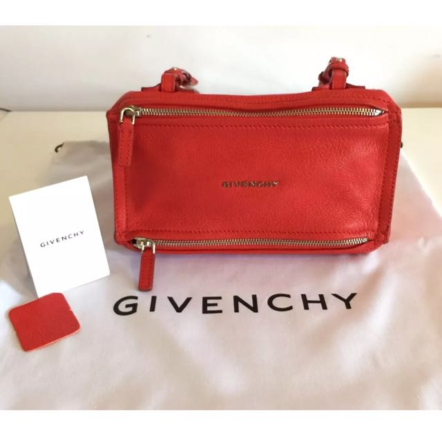 (PENDING) Givenchy Mini Pandora