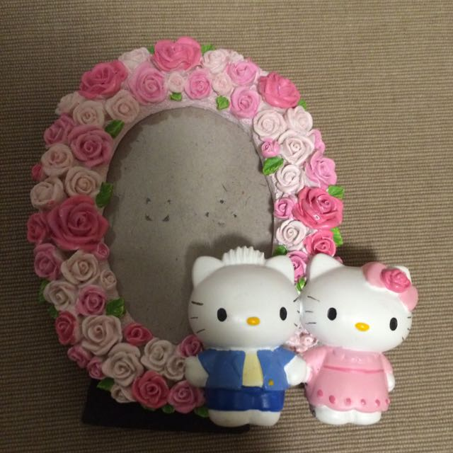 Hello Kitty 相框