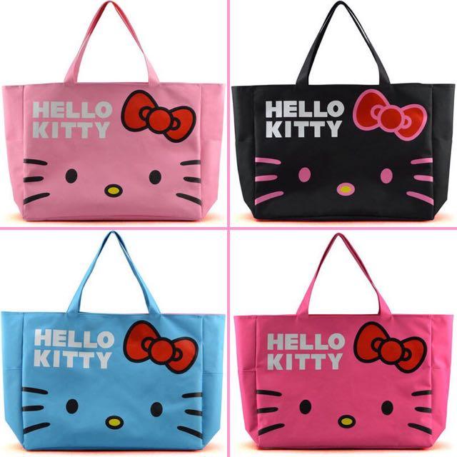 Kitty 大包包