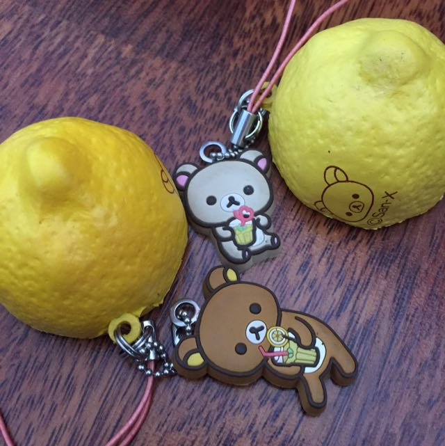 Squishy Tags To Do : *RK Tag lemon squishy, Games & Toys on Carousell