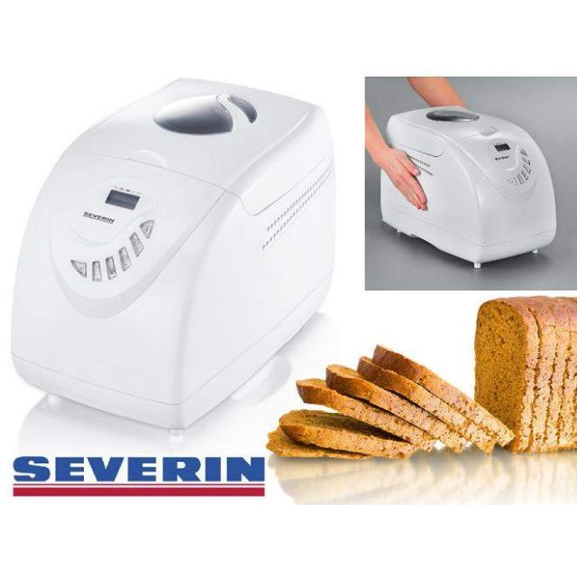 Severin Bread Maker BM 3990, Home Appliances on Carousell