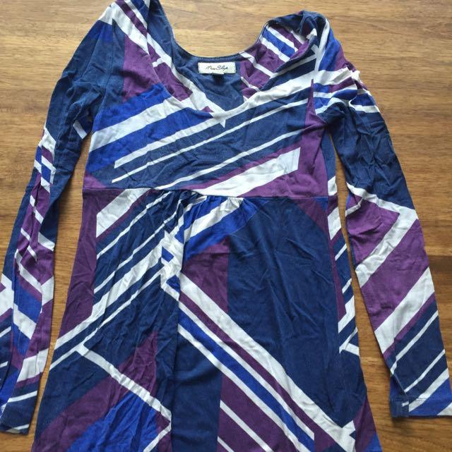 Short Dress Size 8 Miss Shop
