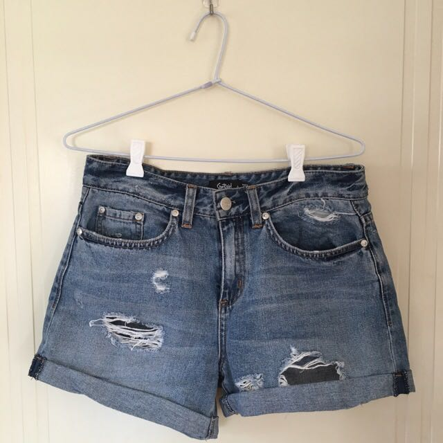 SPORTSGIRL Denim Shorts