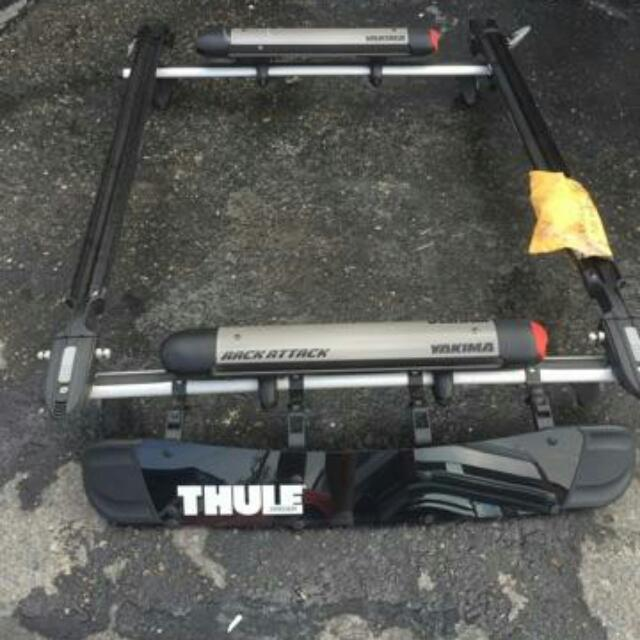 Thule Luggage/ Ski Rack