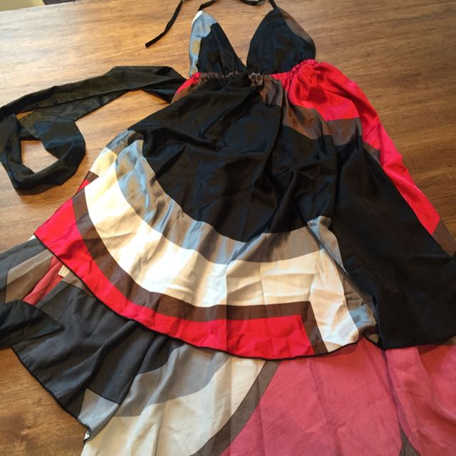 Twirl Dress Small Sz8-10