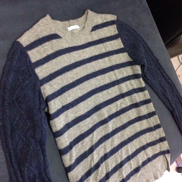 Zinif 毛衣 正韓 韓版 Zara Uniqlo H&M