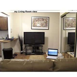 Two bedroom one bath for rent in Newark NJ