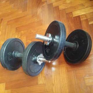 Dumbbell (Pending...)