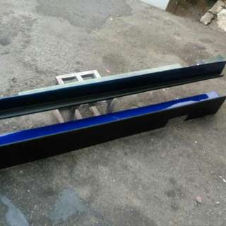 Js Racing (Front And Side Skirt)