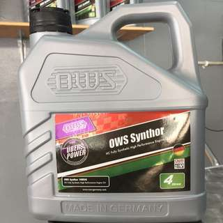 OWS Germany Synthetic HC 10w30 Fully Synthetic High Performance Engine Oil