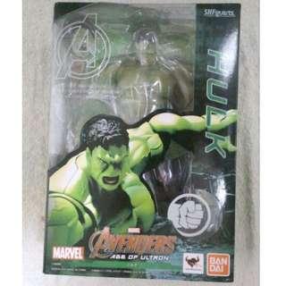 SH Figuarts Hulk. MISB