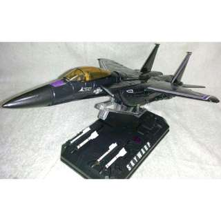 <RESERVED> Transformers Masterpiece MP6 Skywarp. MIB
