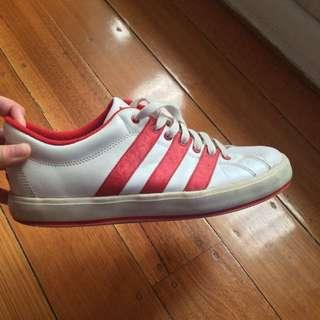 Genuine Vintage Adidas Superstars