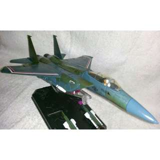 <RESERVED> Transformers Masterpiece MP3 Starscream. Loose