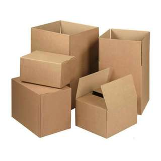 CARTON BOX,PALLET (NEW / USED) and PACKAGING MATERIAL