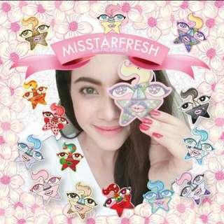 misstar來自泰國的星星香氛片