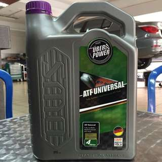 OWS Germany ATF Universal Fully Synthetic Multi-functional ATF Fluid