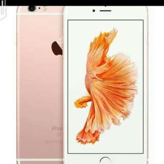 iphone 6s 16 gb ($950) 64 gb ($1080)