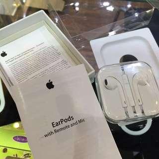 Apple EarPods原廠高品質耳機
