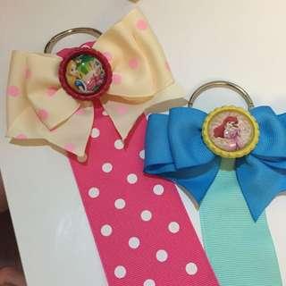 迪士尼(小美人魚/愛麗絲)掛式耳環收納